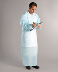 Flavorseal disposable food safety gowns