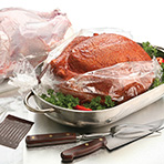 Flavorseal High Temperature Cook-In Roasting Bags